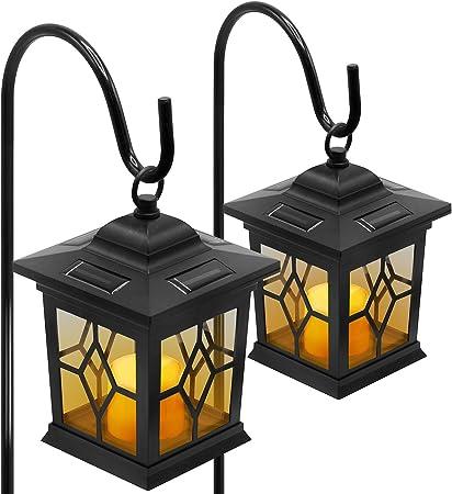 LED 5 W stand lámpara de luz exterior terraza farol ip44 jardín iluminación
