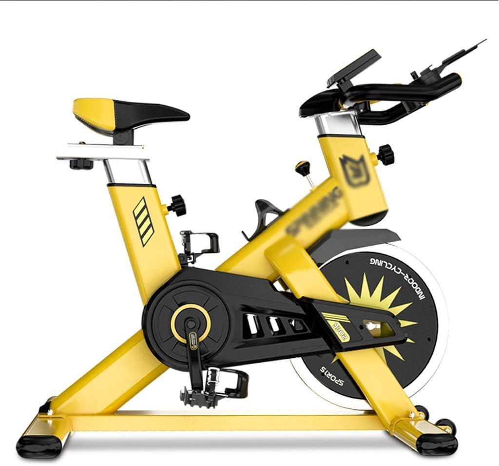 A~LICE&JS Spinning Bike Inicio Ejercicio Bicicleta Pedal Interior ...