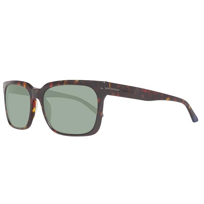 Gant Sonnenbrille GA7073 5652R Gafas de Sol, Marrón (Braun ...
