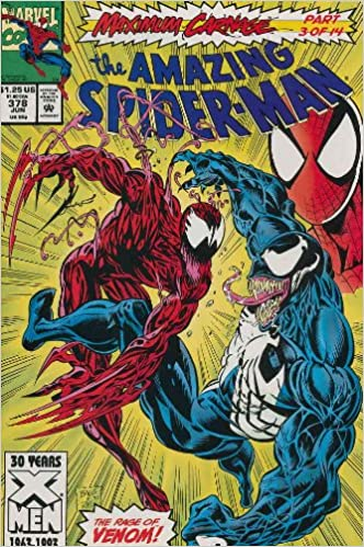 Amazon Com The Amazing Spider Man 378 Featuring The Rage Of