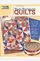 Pat Sloan's Fast-Forward Quilts (Leisure Arts #5044) Paperback