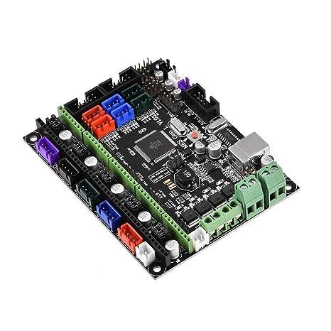 Bewinner MKS Gen L V1.0 Placa del Controlador 3D 24 V LCD/TFT ...