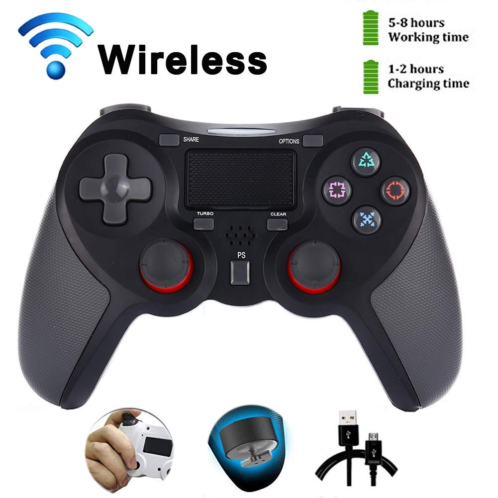 Mando Inalámbrico Gamepad Wireless Controlador Inalámbrico ...