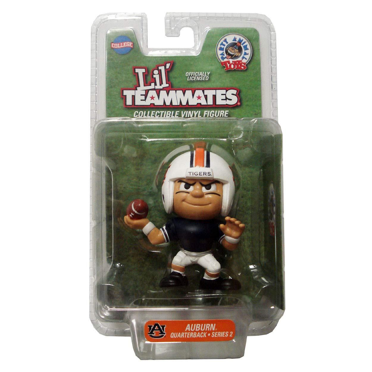 Lil Teammates Auburn Tigers Quarterback NCAA Figurines
