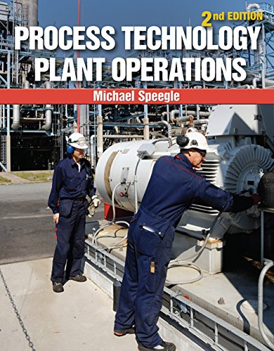 Process Technology Plant Operations ISBN-13 9781133950158