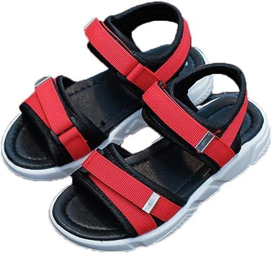 Sandals Summer Flat Webbing Beach Shoes