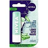 Esfoliante Labial Nivea Scrub Aloe Vera, Nivea