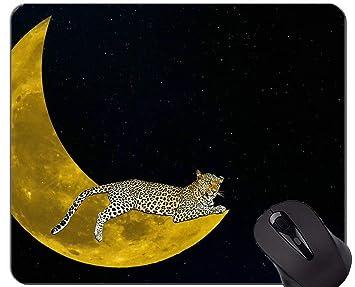 Cojín de ratón Original de Encargo de la Serie del Leopardo ...