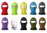 NewNow Candy Color Ultra Thin Ski Face Mask Under A Bike / Football Helmet -Balaclava