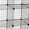 12 Storage Fixture Cube Grid