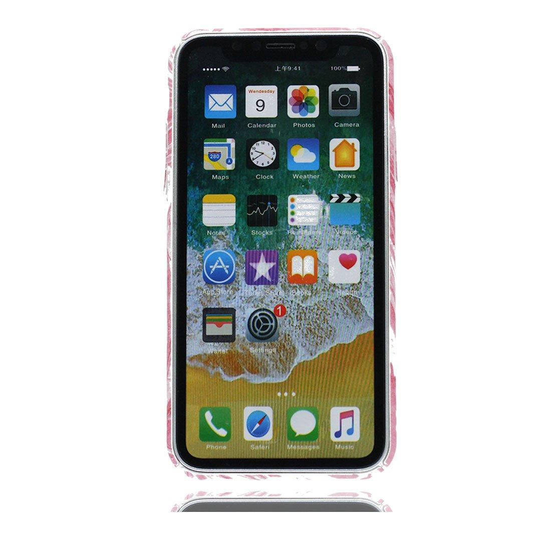YuanYuZhongPhoneSky iPhone X Carcasa, iPhone X Funda, TPU Slim-Fit Ultra Fino Flexible Suave y Ligero a Prueba de Golpes: Amazon.es: Electrónica