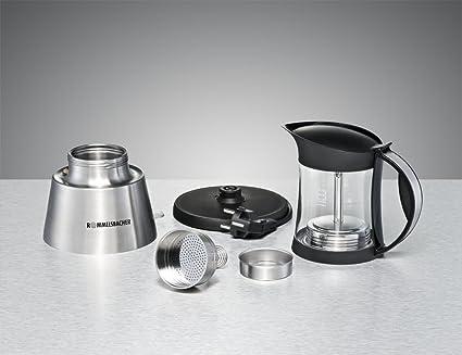Rommelsbacher Espressokocher 365 W Glaskanne - www.nhmamd.org | {Espressokocher 69}