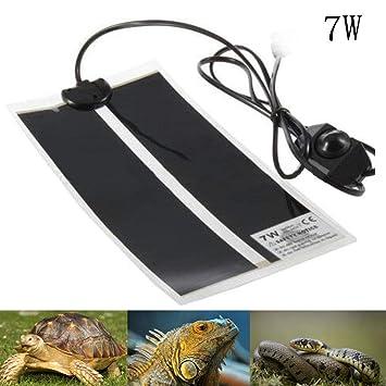 LAK Manta Termica Calor para Reptiles,Control De Temperatura para ...