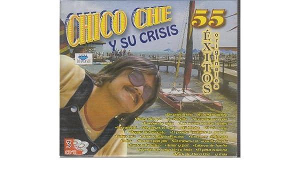 - Chico Che Y Su Crisis 55 Exitos Originales 3 cds - Amazon.com Music