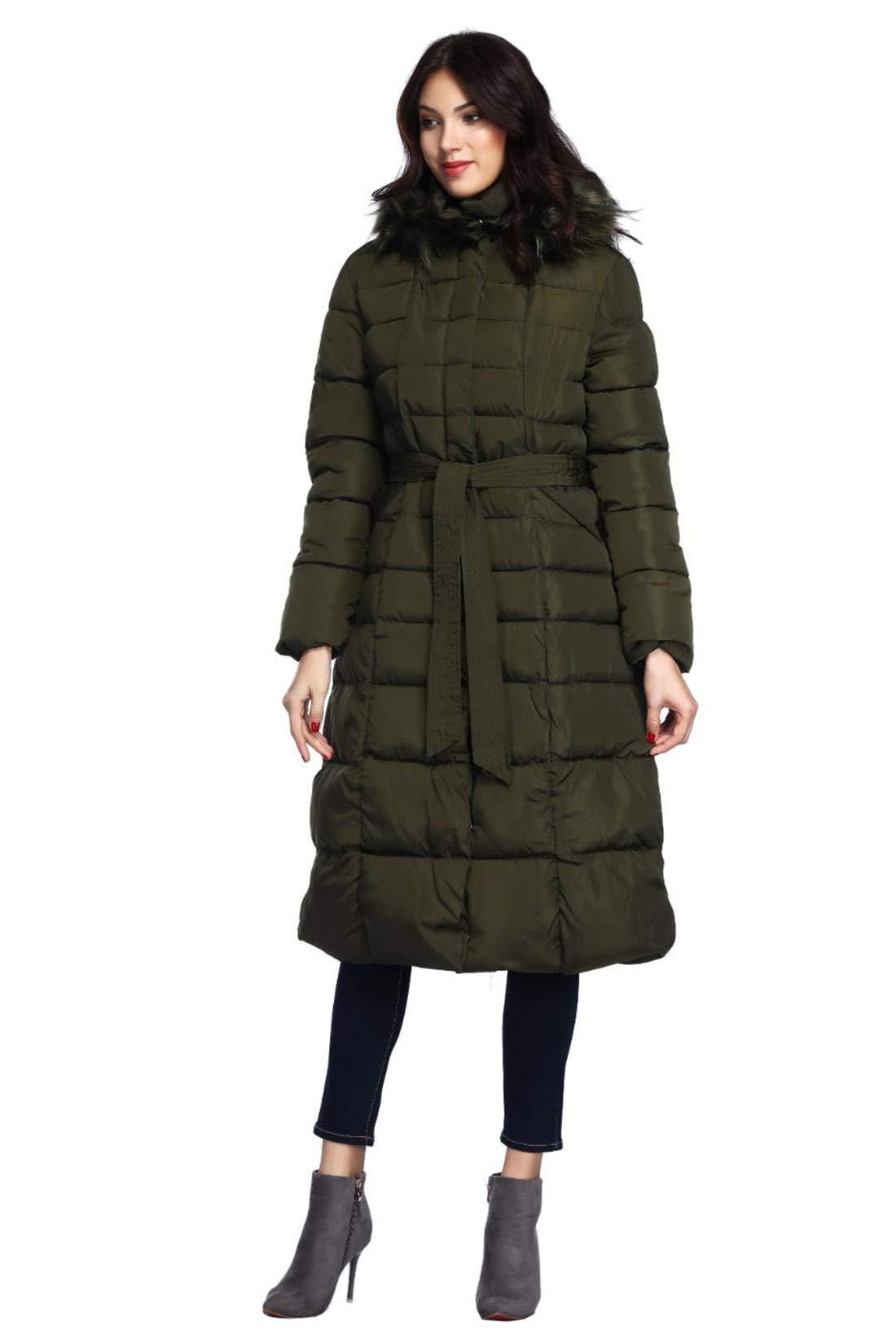 JHIJSC ダウンコート レディース ロング コート ダウンジャケット 中綿 ロングコート ゆったり 無地 秋冬 防寒 防風 大きいサイズ