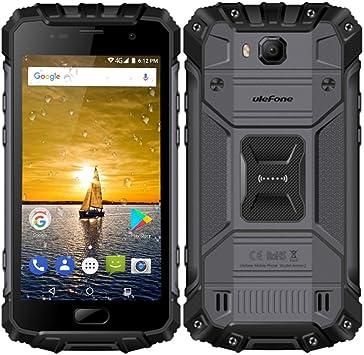 UleFone Armor 2 Tri-proof Smartphone 4G Pantalla FHD de 5,0 ...