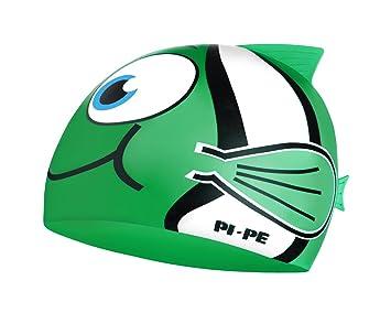 Pi-Pe Fishy - Cuffia da Piscina da Bambino a49df66e5590