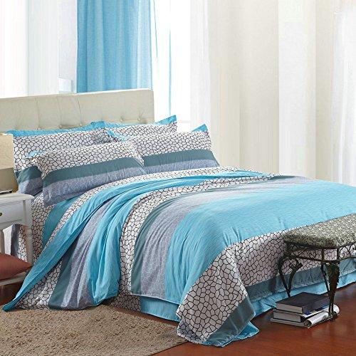 vaulia lightweight duvet cover sets bright print pattern design full queen size bedroom store. Black Bedroom Furniture Sets. Home Design Ideas