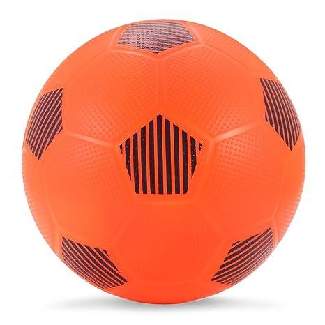 YAPASPT Mini balón de fútbol inflado, balón de fútbol para niños ...