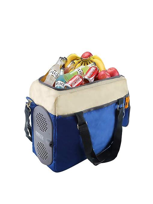 JINRU Mini Refrigerador Portátil De 23L, Congelador, Refrigerador ...