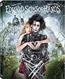 Edward Scissorhands 25th Anniversary Blu-ray