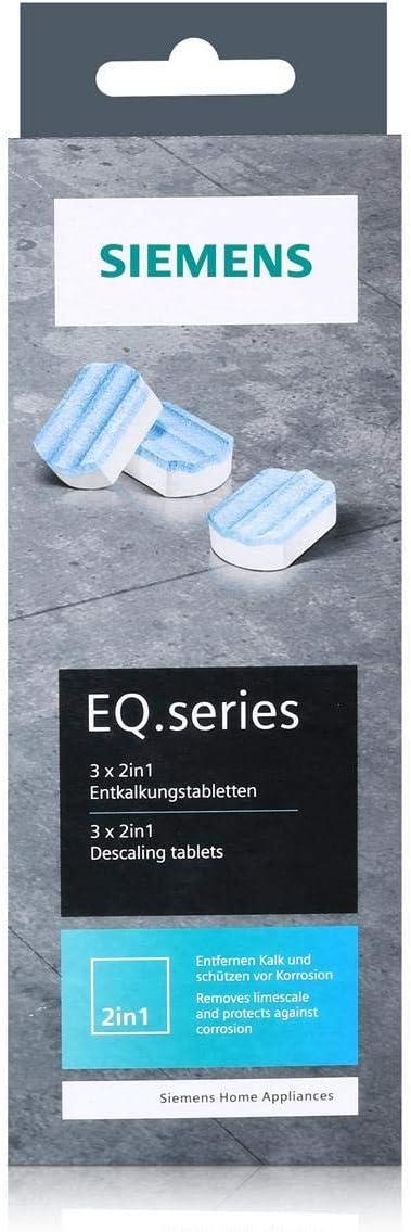 10 Entkalkungstabletten á 15g Kaffeevollautomat z.B Siemens EQ 3 5 6 7 8 9 Serie