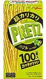 江崎グリコ 超カリカリプリッツ(バジル オリーブ仕立て) 55g ×10個