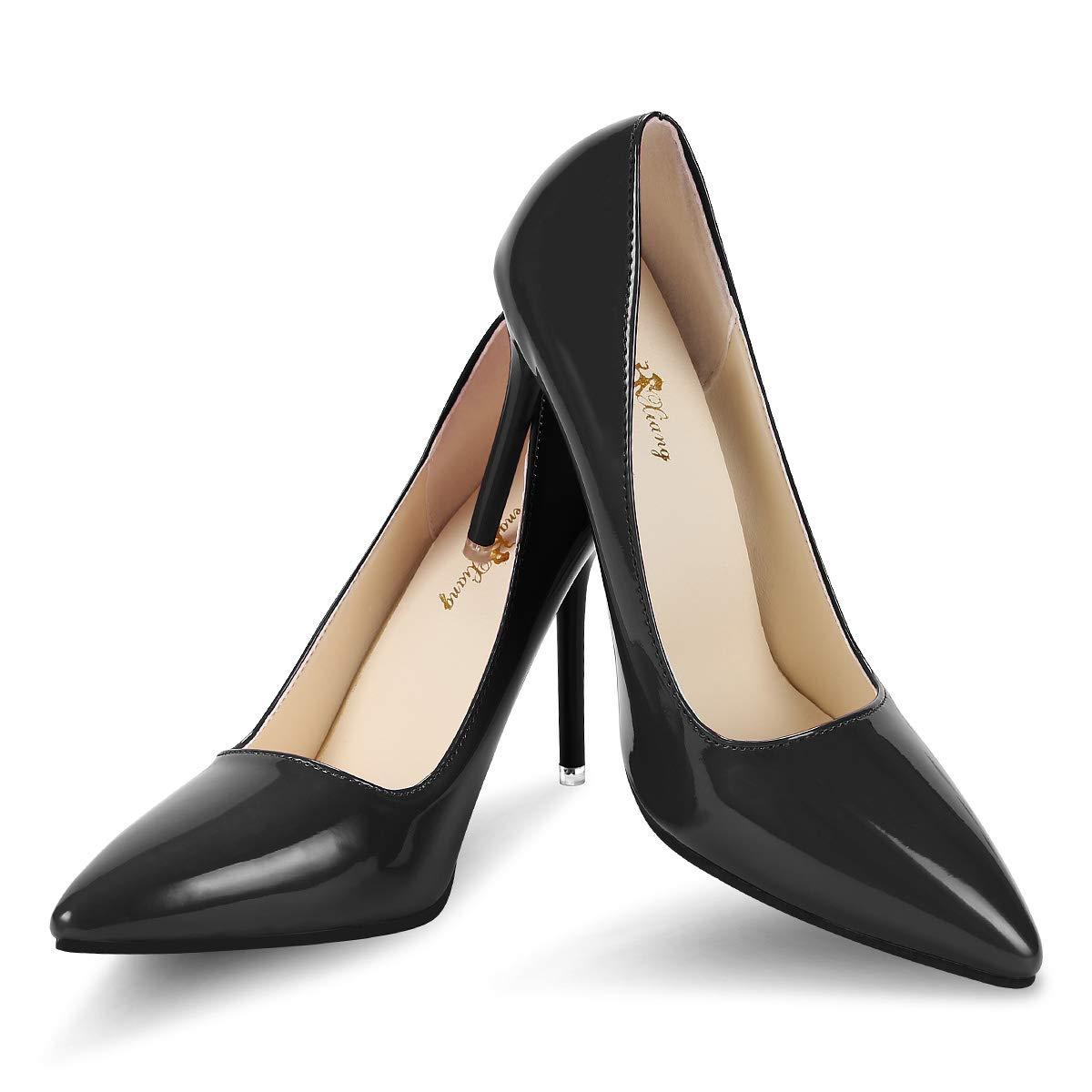6db803186a3d39 Qimaoo Femme Été Sandales à Talon Carré, Chaussures à Haut Talon de 6cm pour  Mariage Soirée Fête
