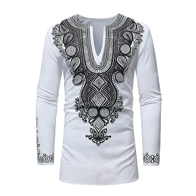 7a1647d787 Styledresser a Buon Mercato Giacche da Uomo,Pullover Uomo Cotone Camicia A  Maniche Lunghe con
