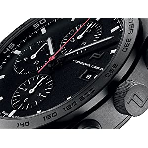 Reloj Automático Porsche Design, Titanio, Cronógrafo, COSC, 6011.10.406.113 3