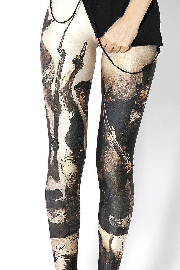 Femme M Jegging Home4Garden Legging de Sport Imprim/é Animal