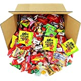 Assorted Candy Party Mix Bulk Twizzlers Nerds Swedish Fish Sour Patch Skittles Starburst and Much More of Your Favorite Candy.Individually Wrapped Candy