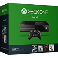 "Consola Xbox One 500 GB HDD ""Elige tu juego"" - Bundle Edition"
