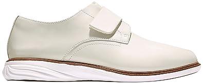 df90e6c8dff Cole Haan Women s GrandEvOlution Modern Monk 5 Optic White Leather