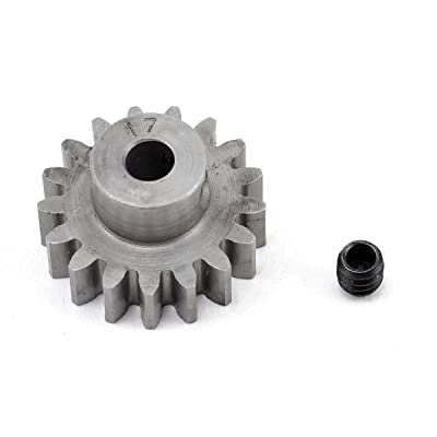 Robinson Racing Products Hardened 32P Absolute Pinion, 17T, RRP1717: Toys & Games
