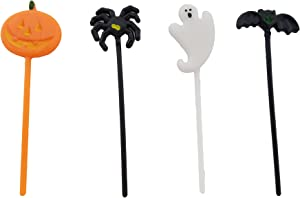 Spooky Halloween Food Picks, 72 Piece Party Pack! By Dondor (1 Pack)