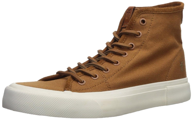 Mens Ludlow High Tennis Shoe, Olive, 11.5 Medium US Frye