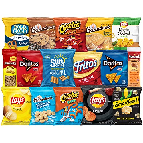 Classic Snack Care Package