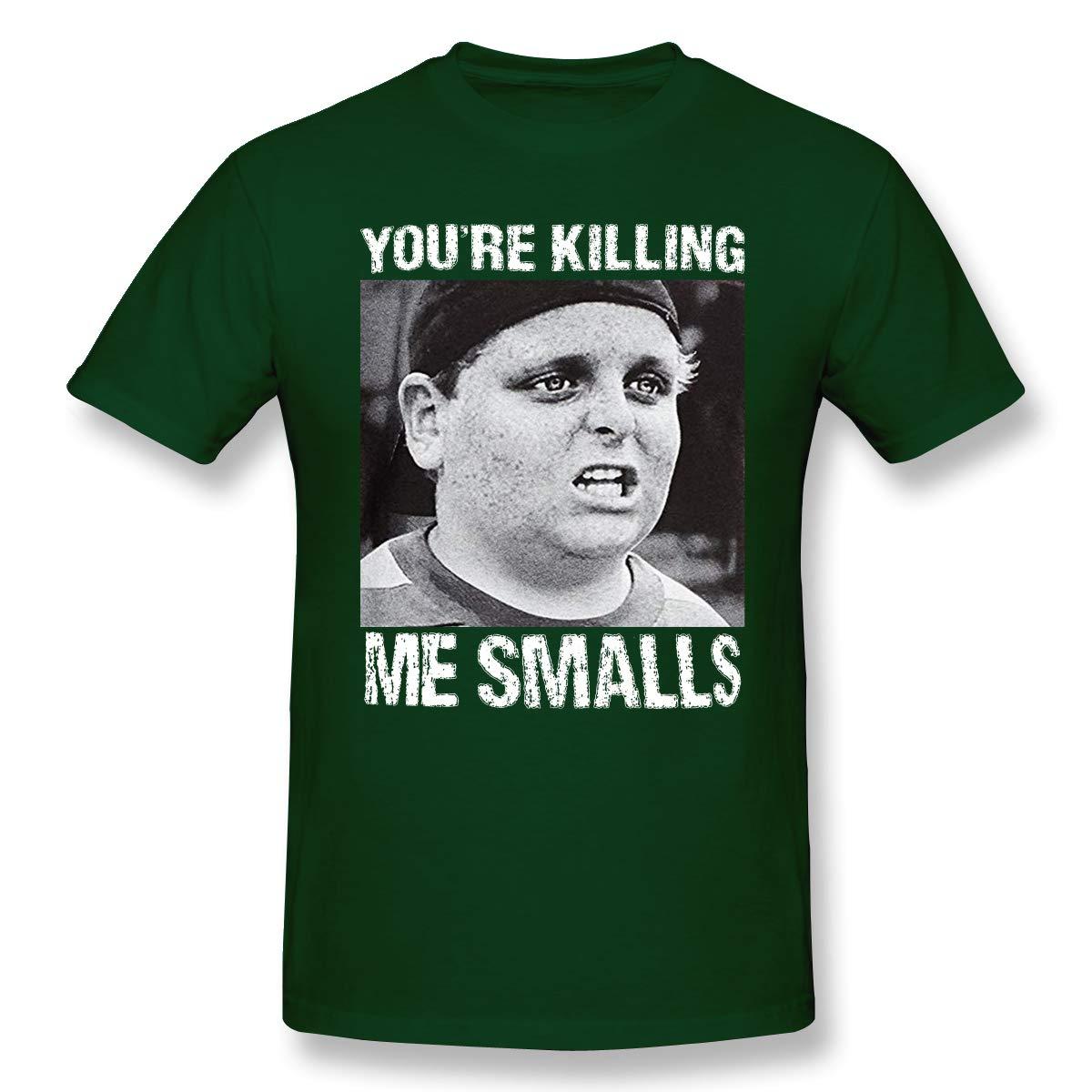 1226ea389473 Amazon.com: The Sandlot Men's Killing Me Photo Graphic T-Shirt: Clothing