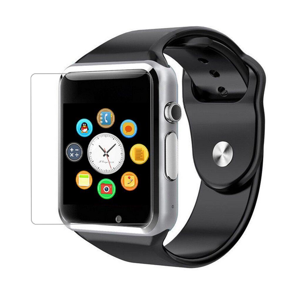 Protector de pantalla de reloj inteligente DZ09 con 4PCS en un paquete: Amazon.es: Electrónica