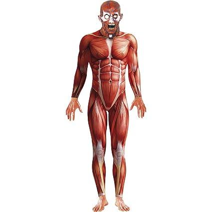Anatomía de vestuario de todo el cuerpo traje rojo M 48/50 ...