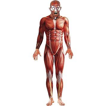 Anatomía de vestuario de todo el cuerpo traje rojo M 48/50 Second ...
