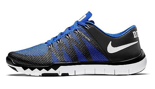 newest 28f51 3e4a3 Nike Men s Free Trainer 5. 0 V6 AMP (Duke) Training Shoe Black
