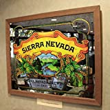 Sierra Nevada Beer Vintage Look Mirror Large - Chico, CA