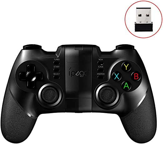 STHfficial IPega PG Wireless Bluetooth Gamepad 2.4G Bracket ...