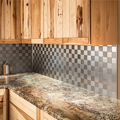 Aspect Peel And Stick Backsplash 12in X 4in Square