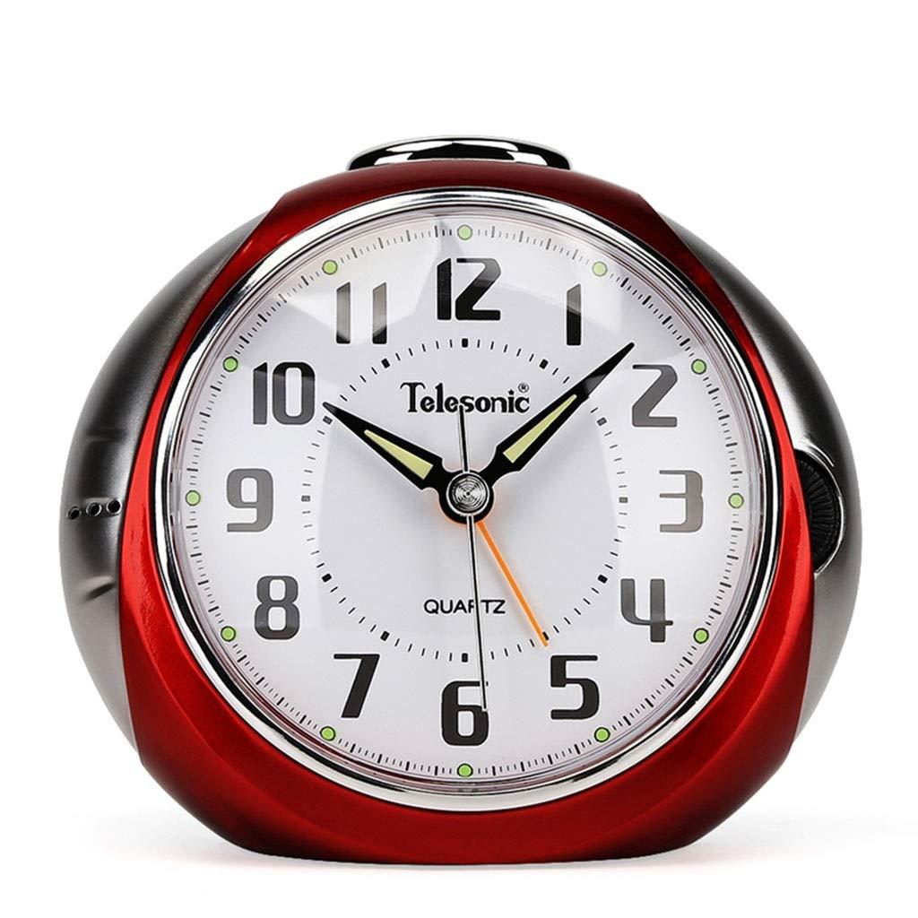 reloj de pared Reloj de Escritorio Reloj Despertador de Silencio y ...