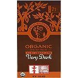 Equal Exchange Organic Very Dark Chocolate Bars, 2.8 Ounce (Pack of 12)