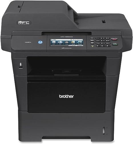 Brother MFC8950DW - Impresora multifunción láser Blanco y Negro ...