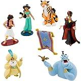 Disney Aladdin Figurine Play Set - 7 Pc.